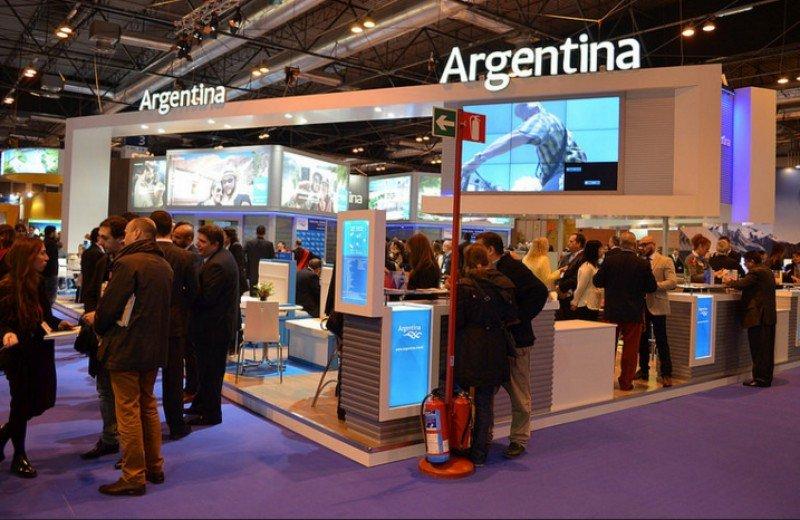 Según Alem el stand de Argentina en FITUR fue uno de los más visitados.