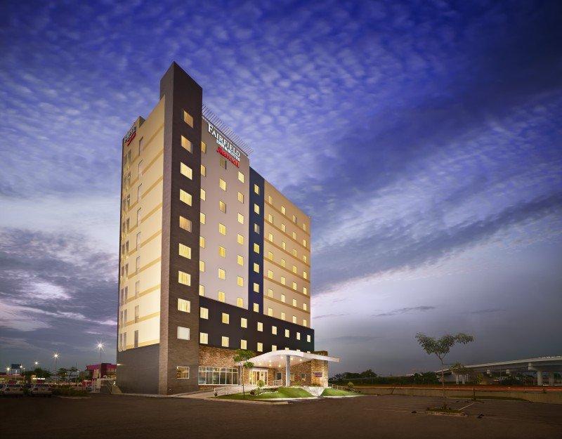 Marriott International refuerza presencia en México con un Fairfield Inn