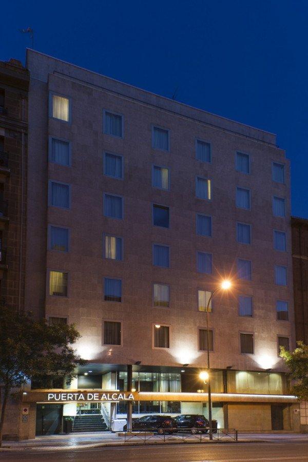 H10 compra el hotel puerta de alcal en madrid hoteles y alojamientos - Hotel puerta de alcala ...