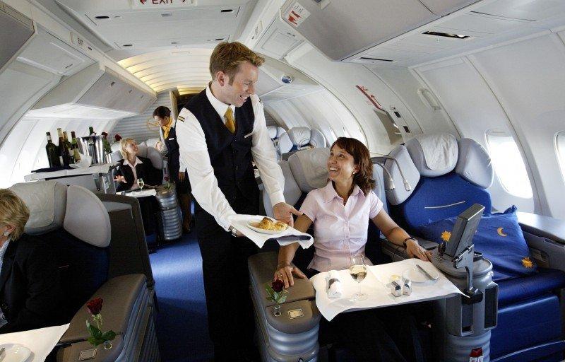 Lufthansa creará una filial para la formación de tripulantes de cabina