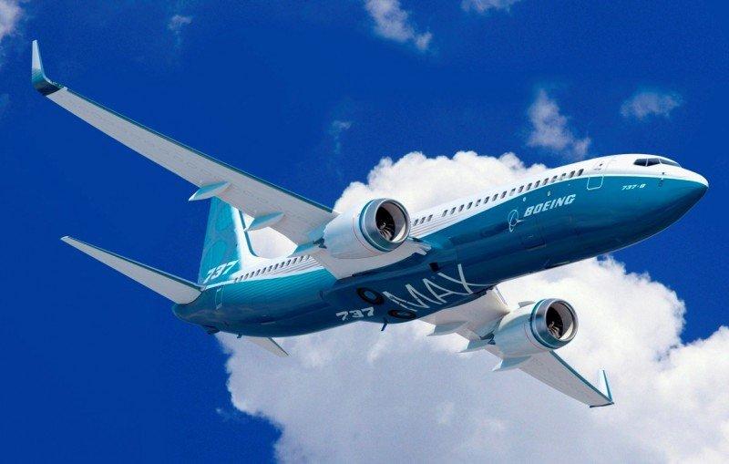 El Boeing 737 MAX realiza con éxito su primer vuelo