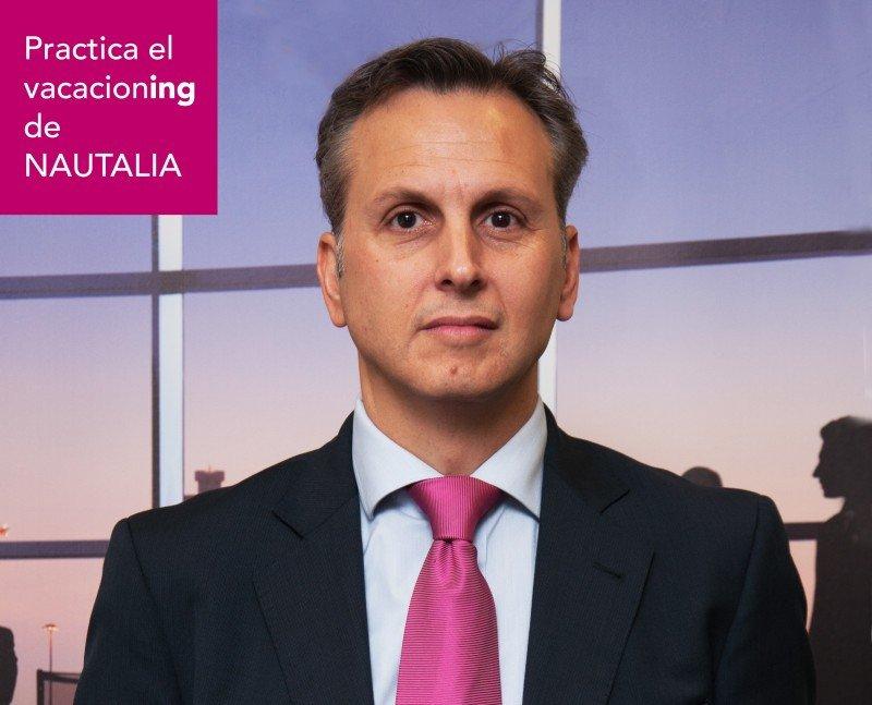 Nautalia nombra a David Moré director Comercial y Account Management