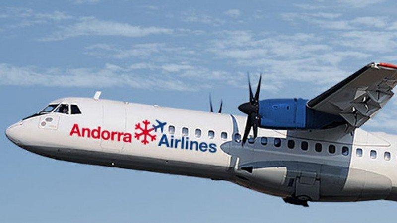 Andorra Airlines despega en abril con un 'servicio personalizado' (Foto: La Vanguardia).