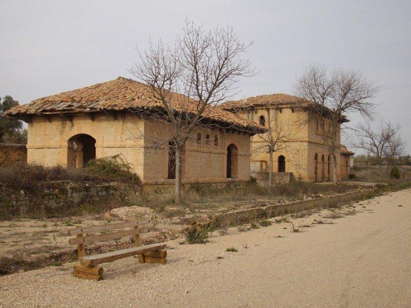 Nuevo albergue turístico en Teruel con la recuperación de la Estación de Cretas