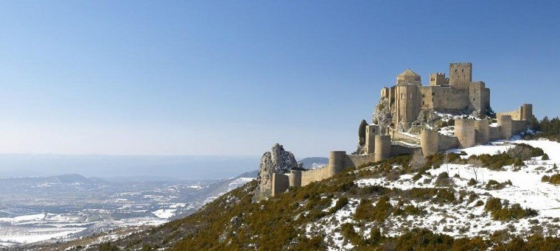 Castillo de Loarre. Foto: Turismo de Aragón