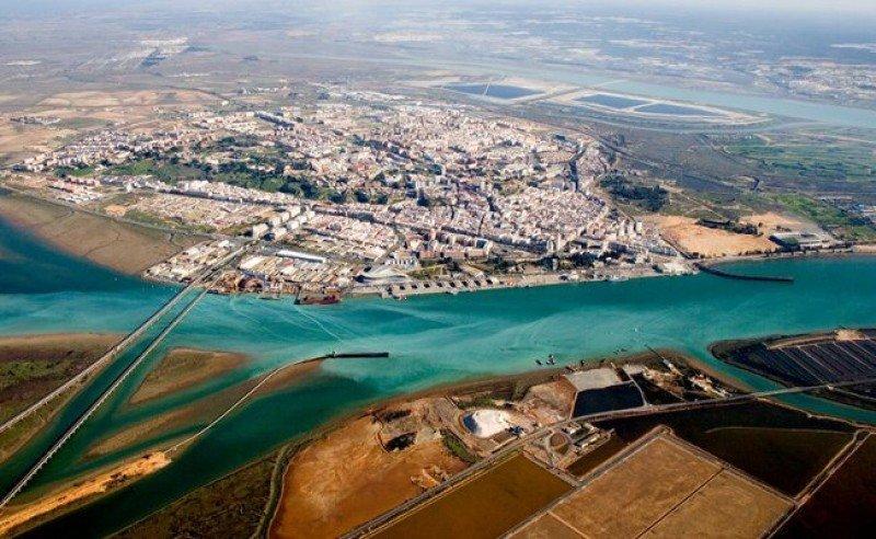 El Puerto de Huelva invertirá 2 M € en adecuar su Muelle Sur a los cruceros