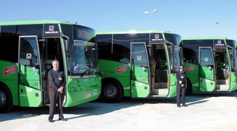 El billete de autobús interurbano baja un 0,5% este año, segundo descenso consecutivo