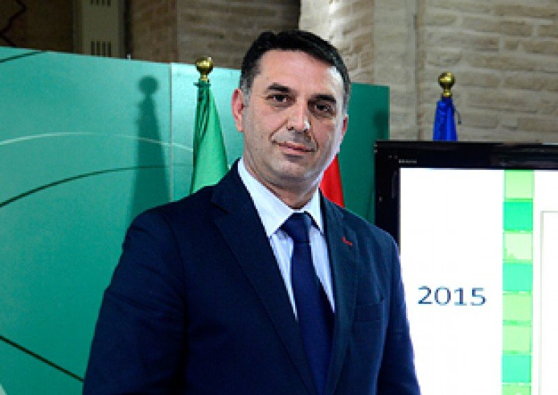 El consejero de Turismo, Francisco Javier Fernández