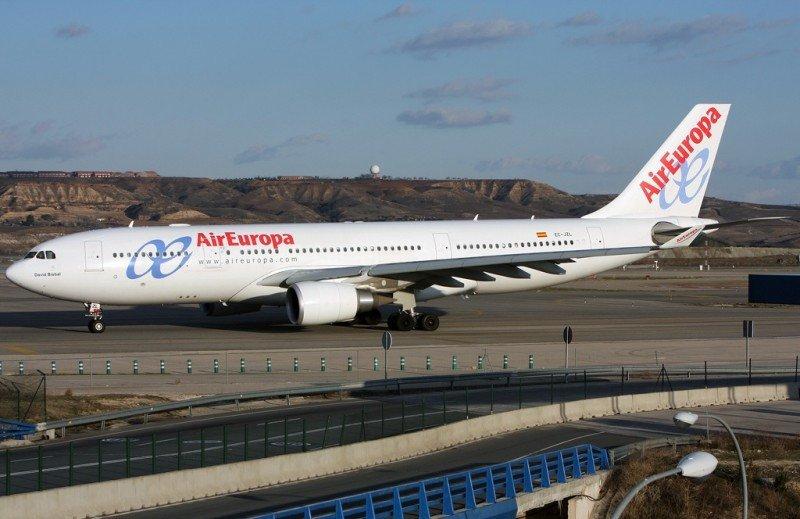 CAE proporcionará entrenamiento a los pilotos del A330 de Air Europa.
