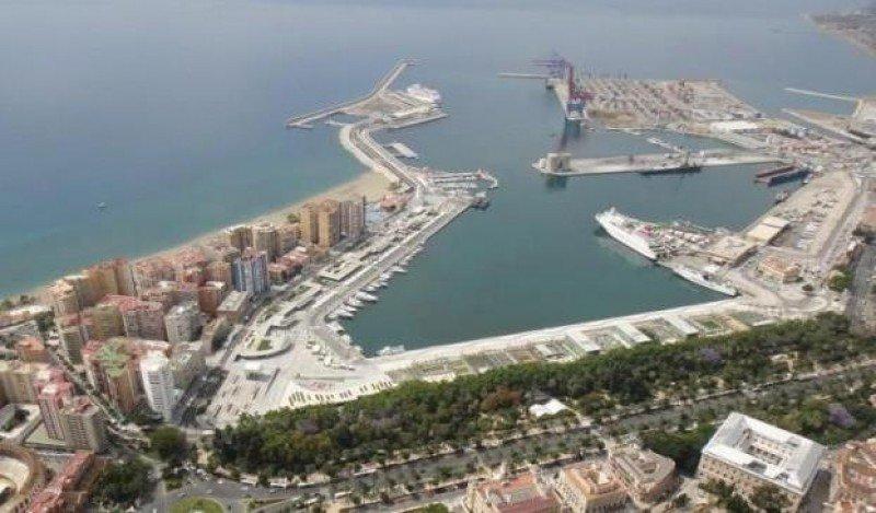 El Puerto de Málaga convocará un concurso para adjudicar el hotel de lujo