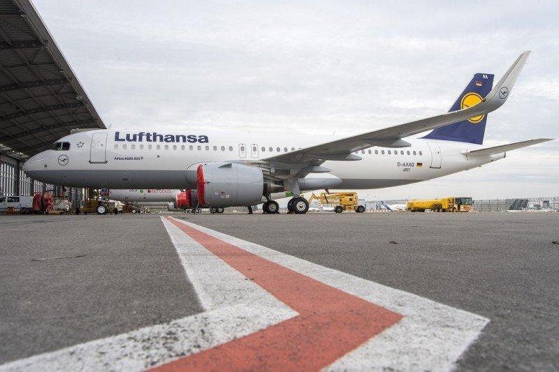 Así opera el A320neo de Lufthansa (vídeo)
