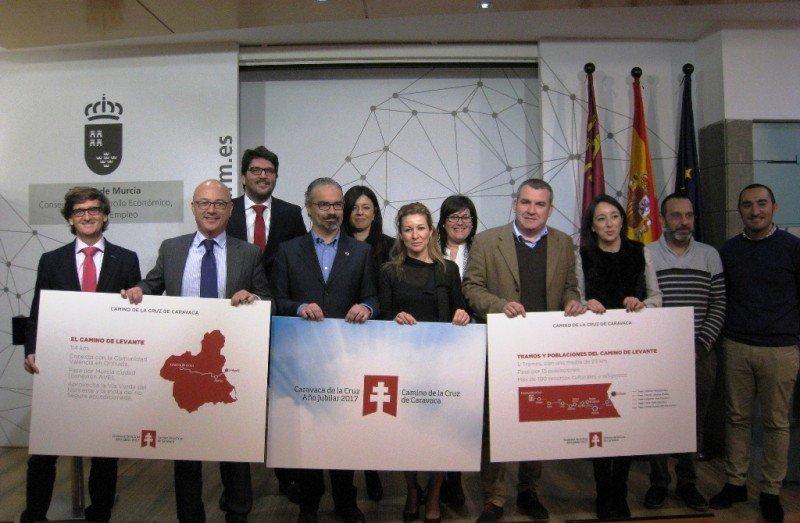 Presentación del Camino de Levante, nuevo itinerario de turismo religioso.