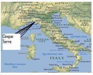 Freno al turismo de masas: Italia limita los visitantes a Cinque Terre
