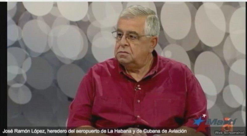 José Ramón López, heredero del Aeropuerto de La Habana y la aerolínea Cubana de Aviación, pide que se le reconozca como legítimo propietario.