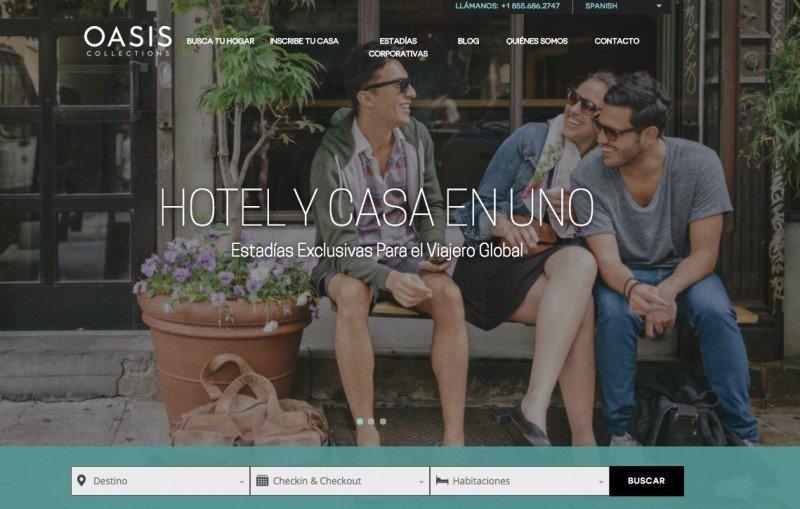 AccorHotels compra el 30% de Oasis Collections