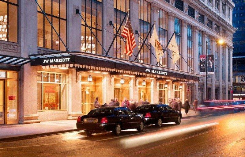 Marriott gana un 14% más y Starwood un 22% menos a las puertas de su fusión
