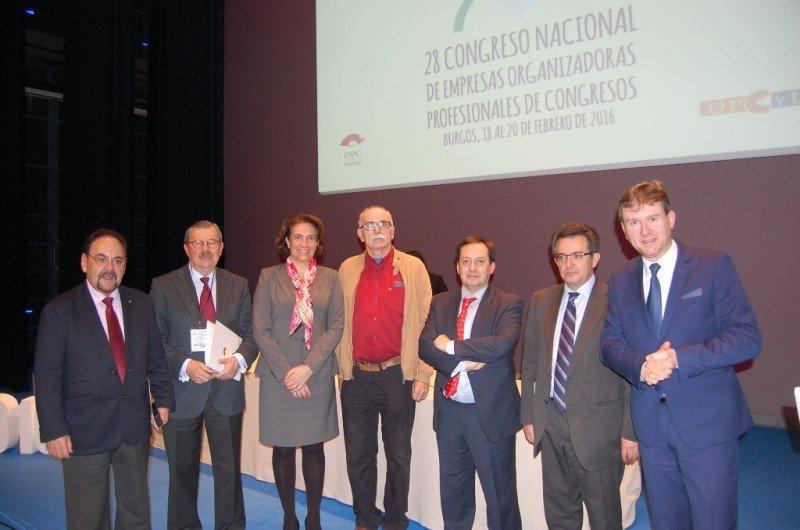 Participantes en el congreso 2016 de OPC España, celebrado en Burgos.