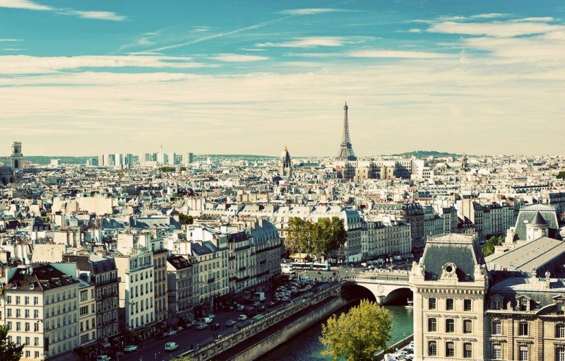 Las pernoctaciones cayeron un 1,7% en París por los atentados
