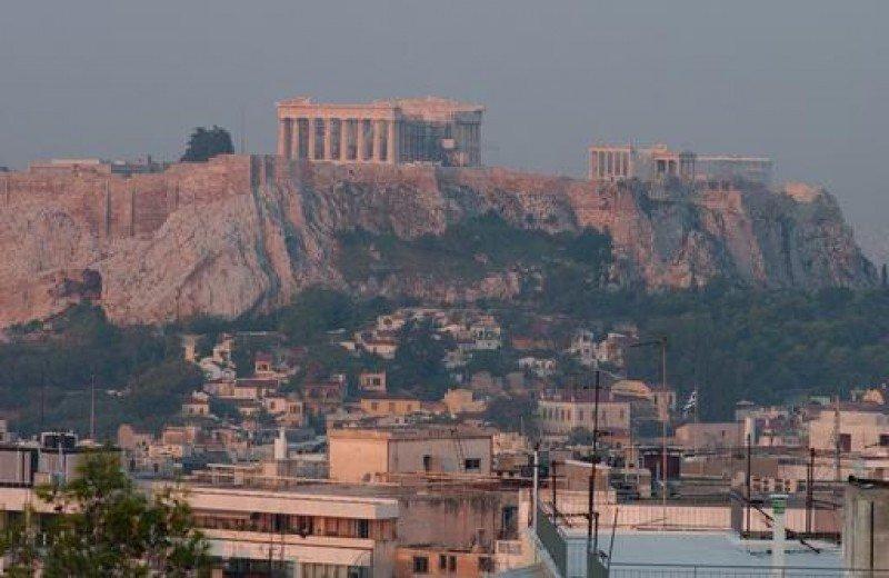 Las llegadas de turistas rusos a Grecia cayeron un 59%.