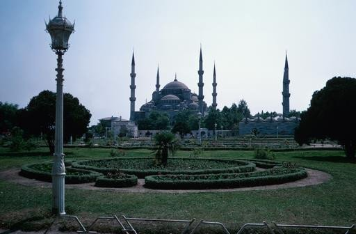 Turquía recibe más de 40 millones de turistas cada año.