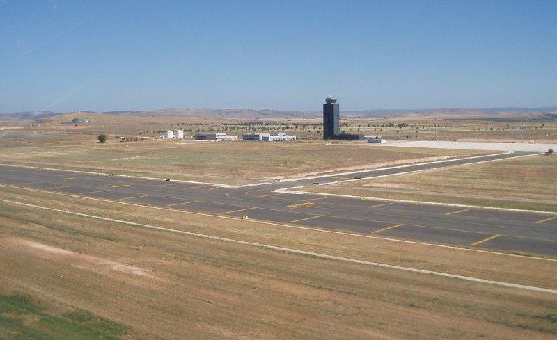 El Aeropuerto de Ciudad Real tendrá un precio de salida mínimo de 50 M €