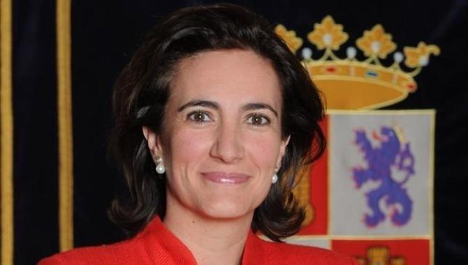 Josefa García Cirac, consejera de Cultura y Turismo de la Junta de Castilla y León.