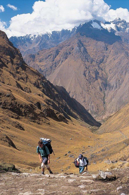 Camino Inca a Machu Picchu. Foto: Promperú