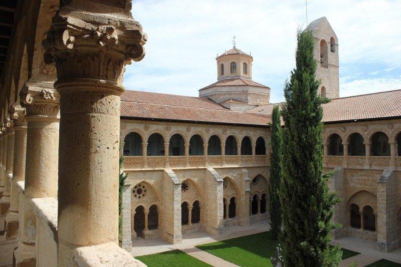 Castilla Termal Monasterio de Valbuena, la última incorporación a la cadena, ha supuesto un importante aumento de facturación y de número de empleados.