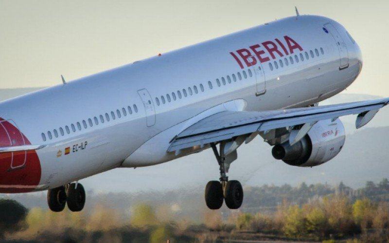 Iberia usará su avión más moderno para volar a Uruguay desde marzo