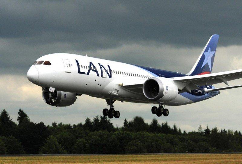 LAN espera transportar 27.000 pasajeros extra en su vuelo directo Santiago-Los Ángeles