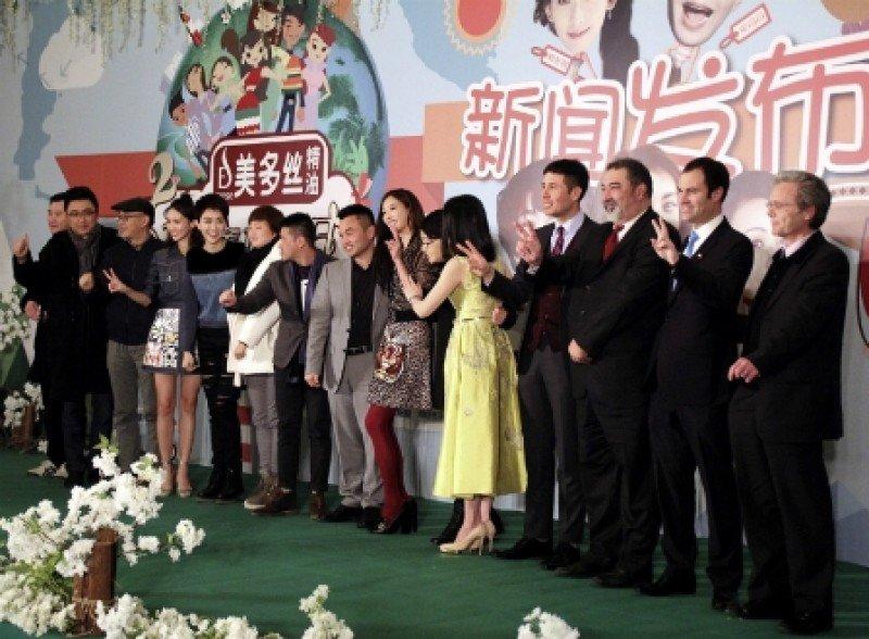 La primera temporada del programa fue vista por millones de espectadores.