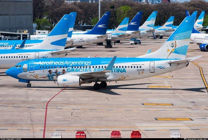 Gobierno de Argentina dejará de fijar tarifas máximas en vuelos de cabotaje