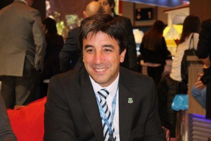 Marco Barbieris, secretario de Turismo de Bariloche.