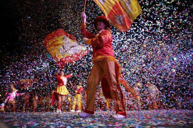 Mar del Plata consigue récord de turistas por los carnavales.