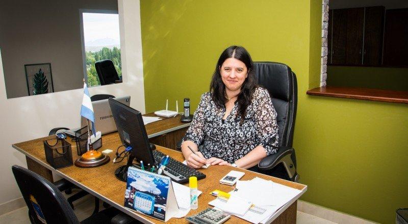 Laura Santiago, Secretaria de Turismo de Santa Cruz.