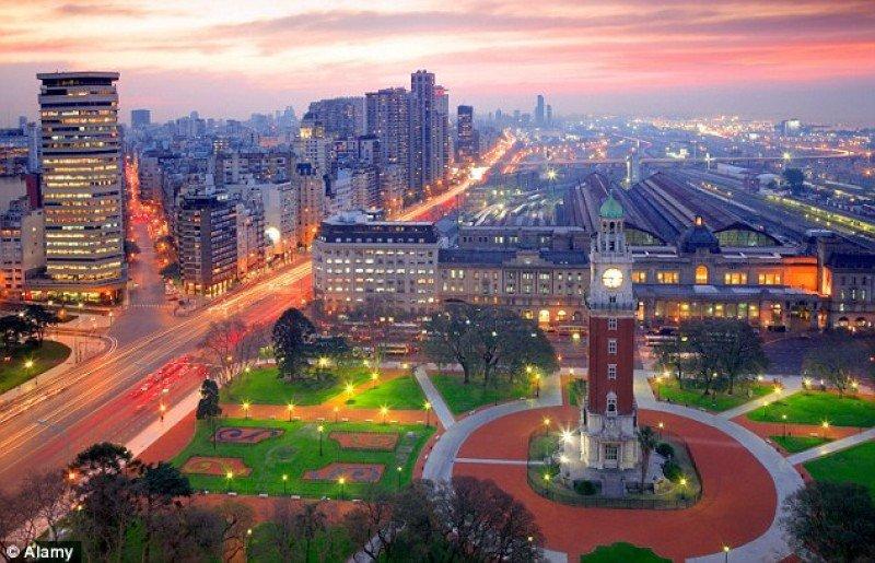 Buenos Aires. (Foto: Alamy)