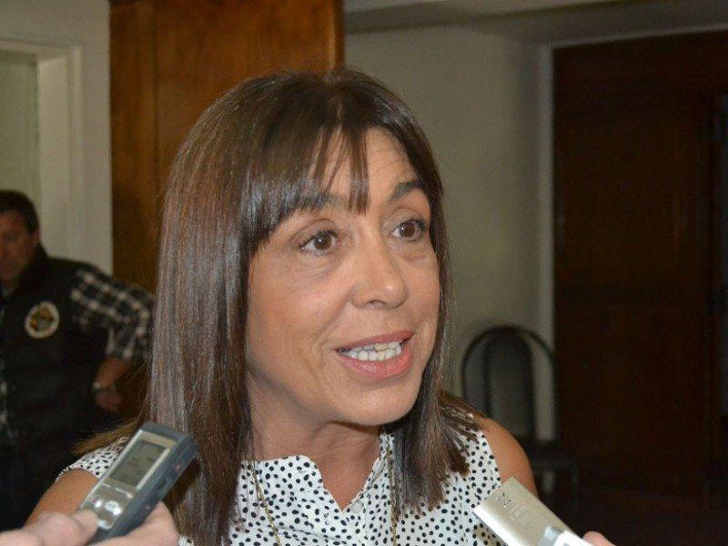 Cecilia Torrejón, Ministra de Turismo y Áreas Protegidas de Chubut.
