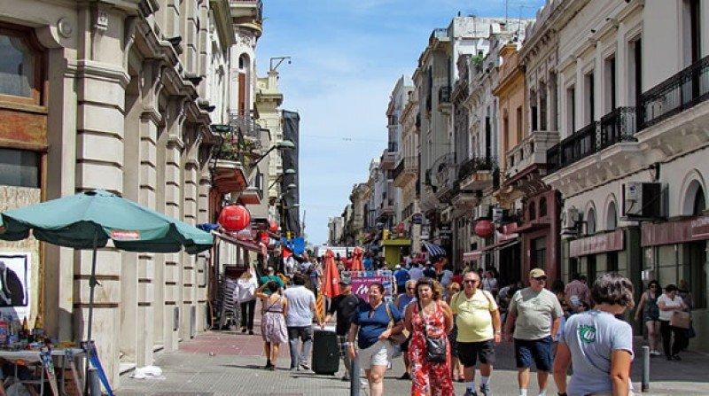 Aumentaron 15% los turistas europeos en Montevideo durante 2015