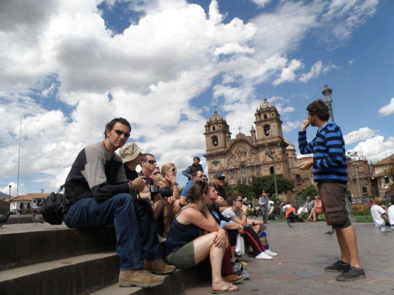 Sudamérica representó el 55% del turismo extranjero en Perú