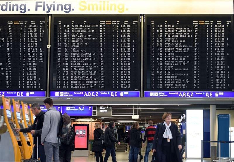 Aerolíneas transportarán a 3.800 millones de pasajeros durante 2016 (Foto: THOMAS LOHNES/GETTY)