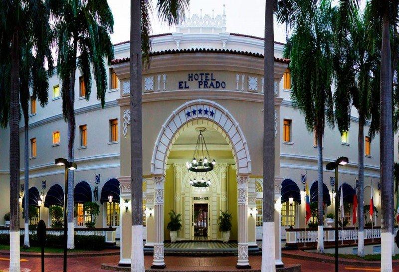 Hotel El Prado, Barranquilla.