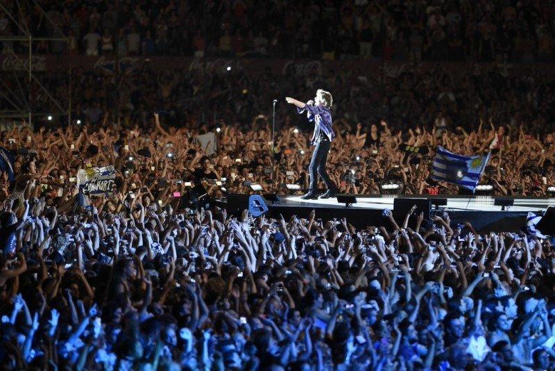 Los Rolling Stones, turismo e imagen país