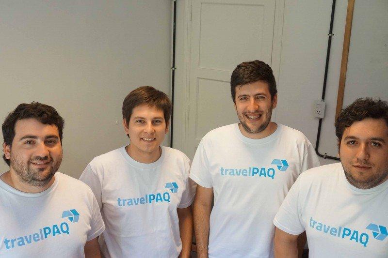 La empresa fue creada por cuatro emprendedores de la provincia de San Juan.