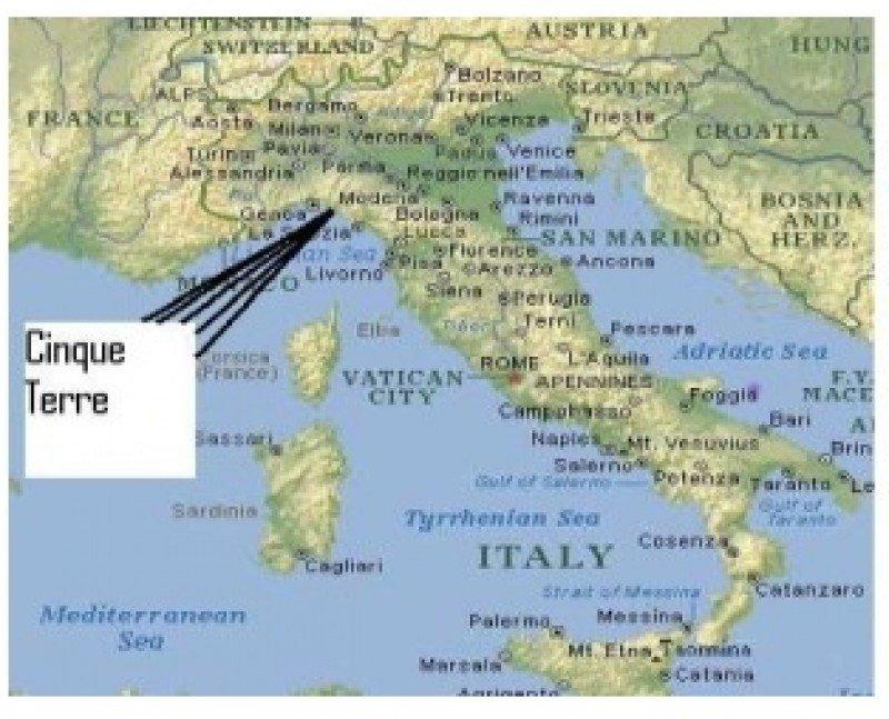 Freno al turismo de masas: Italia limita los visitantes a localidad de Cinque Terre