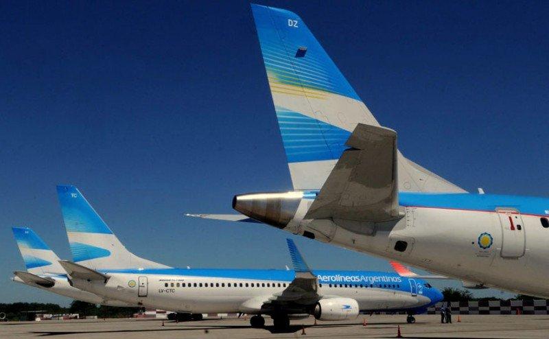 Catamarca exige a Aerolíneas Argentinas que revea decisión de volar a Ezeiza