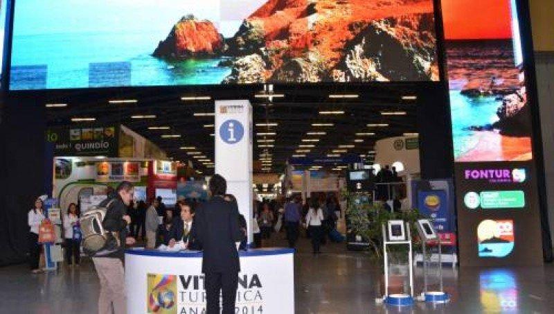 Comienza la XXXV Vitrina Turística de Anato en Bogotá