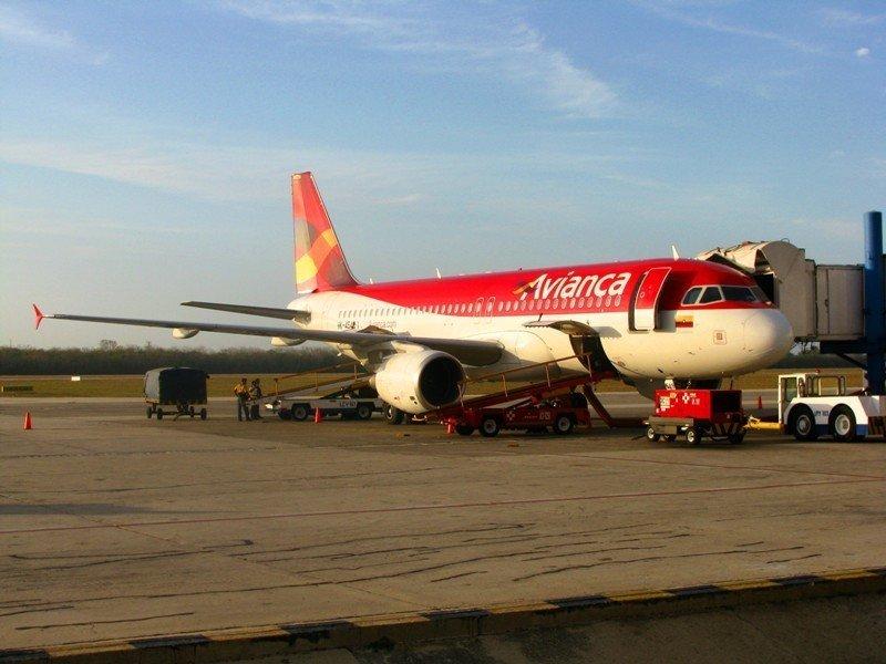 Aerolíneas Avianca transportaron más de 2,4 millones de pasajeros en enero.
