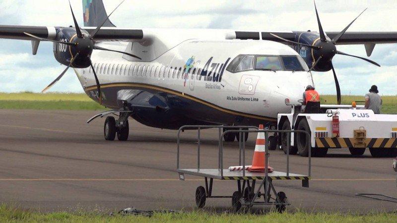 La ruta será operada por aviones ATR 72-600 para 70 pasajeros.