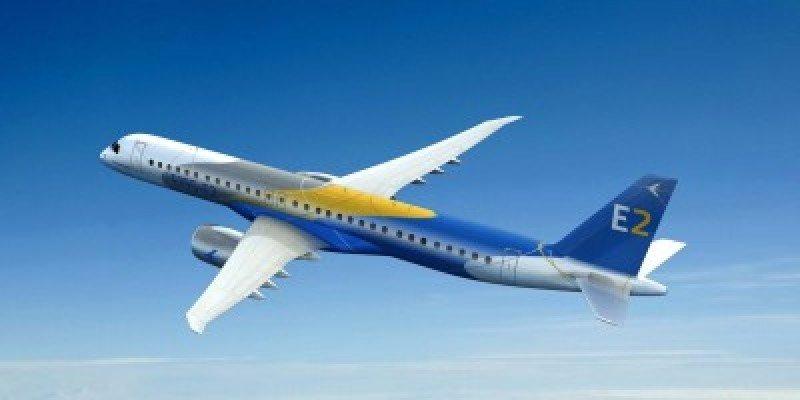 Nueva familia Embraer EJets-2.
