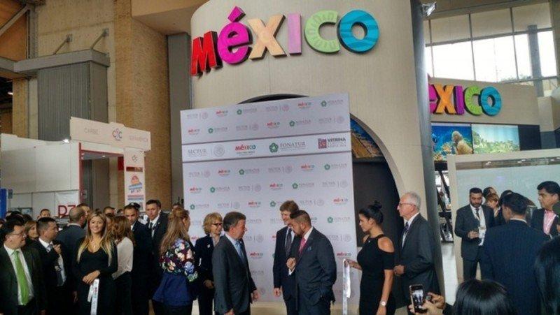México aspira a recibir 20% más visitantes desde Colombia en 2016.